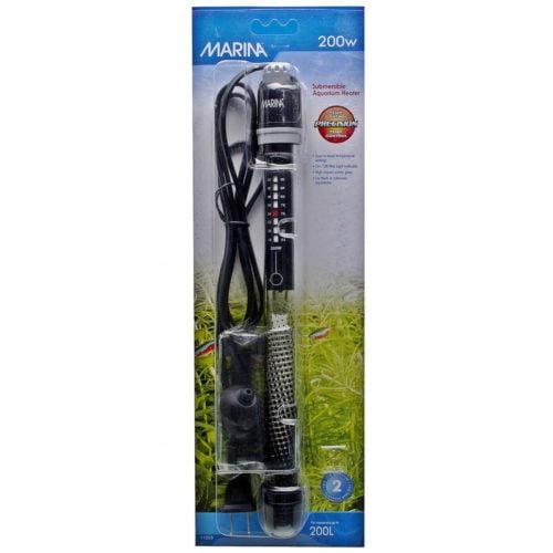 Marina Submersible Pre-Set Heater 200 Watt 1