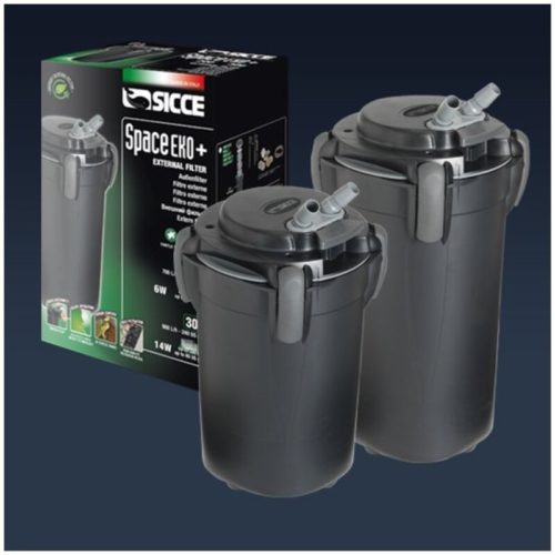 Sicce External Filter Space Eko Plus 1