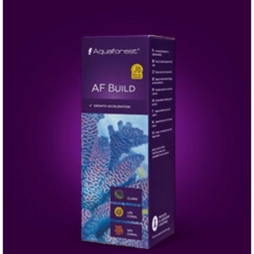 Aquaforest Build 1