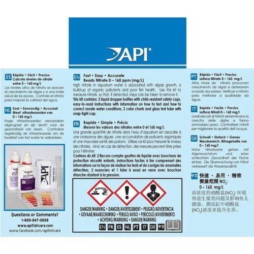 API Nitrate Test Kit 1