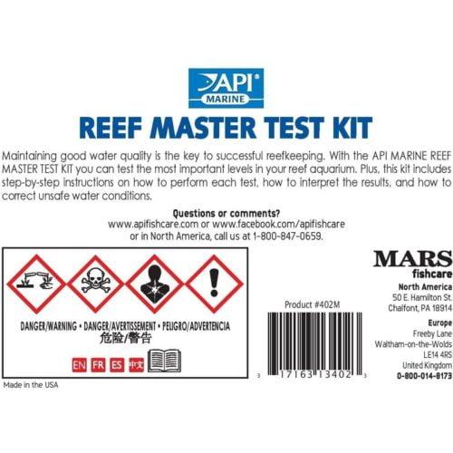 API Reef Master Test Kit 1