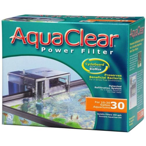 AquaClear 30 Hang-on Power Filter 1