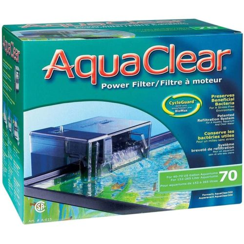 AquaClear 70 Hang-on Power Filter 1