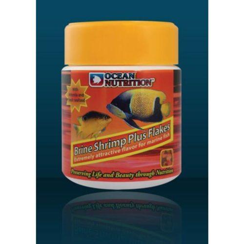 Ocean Nutrition Brine Shrimp Plus Flake 1
