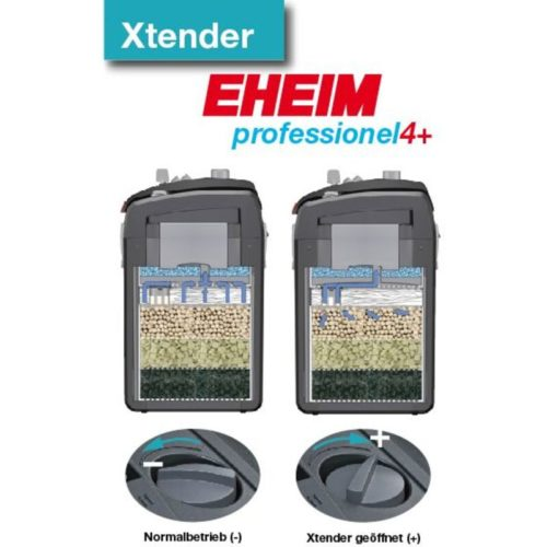 EHEIM External Professional 4 Filter 4