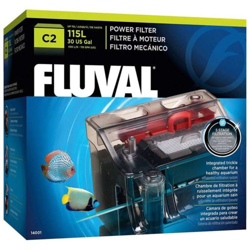 Fluval C2 Hang-on Power Filter 1