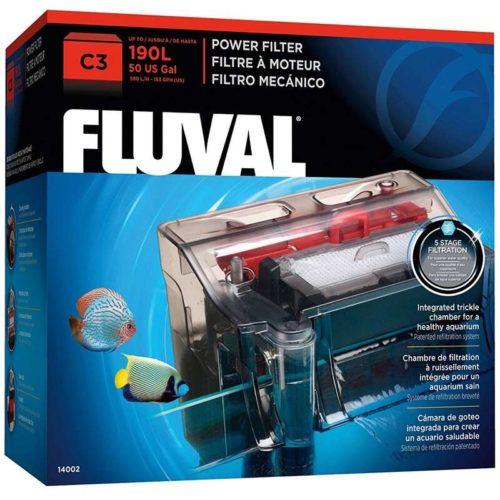 Fluval C3 Hang-on Power Filter 1