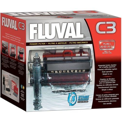Fluval C3 Hang-on Power Filter 2
