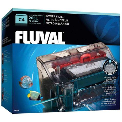 Fluval C4 Hang-on Power Filter 1
