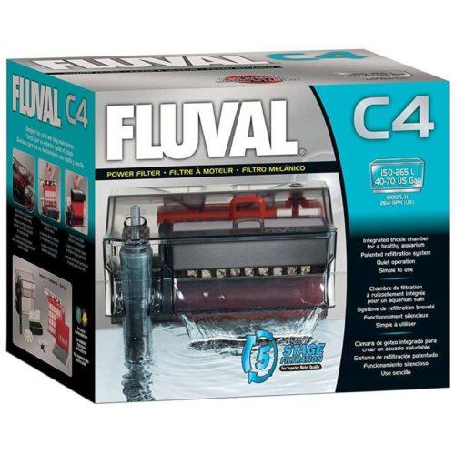 Fluval C4 Hang-on Power Filter 2