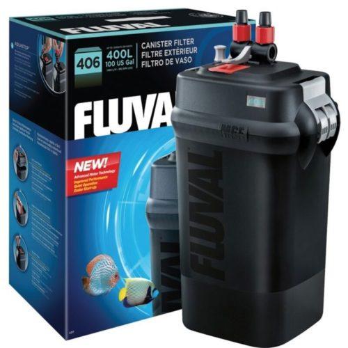 Fluval 406 Canister Filter 1