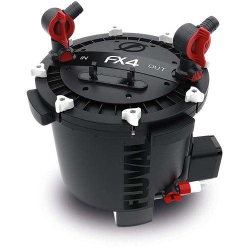 Fluval FX4 High Performance Canister Filter 4