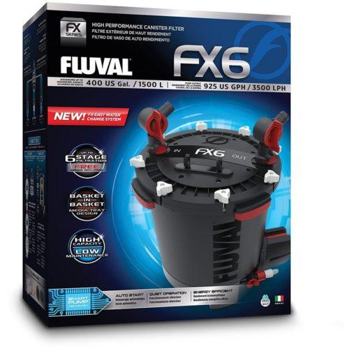 Fluval FX6 High Performance Canister Filter 1