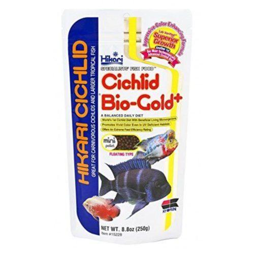 Hikari Cichlid Biogold Plus 1