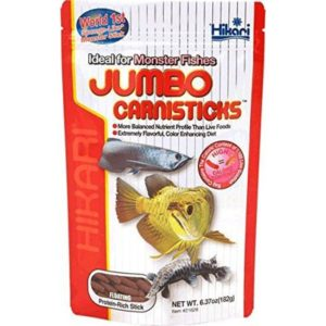 Hikari Jumbo Carnistick-Long Pellet