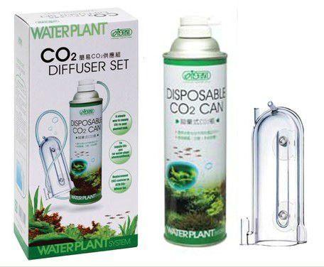 ISTA CO2 Supply Set