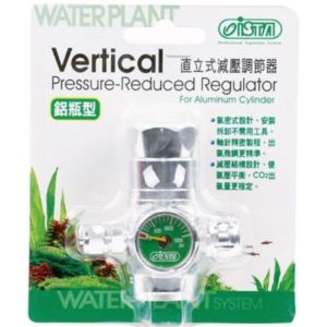 ISTA Vertical Pressure Reduced Regulator (Face-UP)