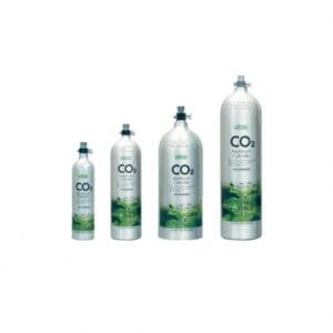 ISTA Aluminum CO2 Cylinder (Face-Up)