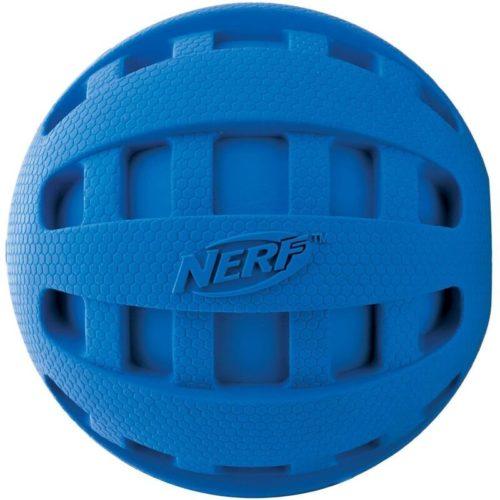 Nerf Dog Squeak Checker Ball 2.5-inch 3