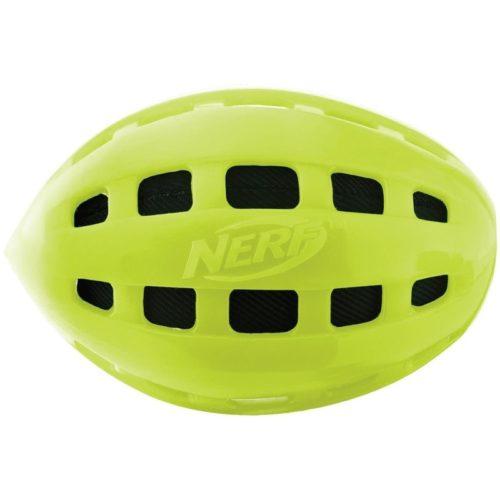 Nerf Dog TPR Crunchable Squeak Football 4-inch 2