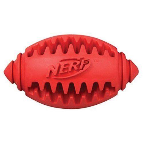 Nerf Dog Teether Football 3.25-inch 1
