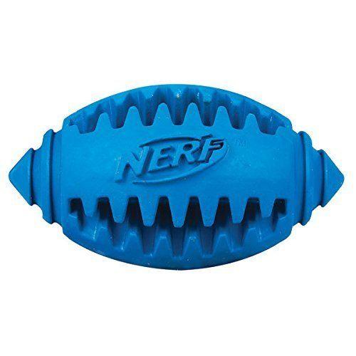 Nerf Dog Teether Football 3.25-inch 2