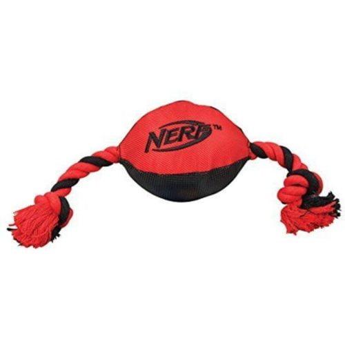Nerf Dog Trackshot Squeaker Tuff Tug 15-inch 1