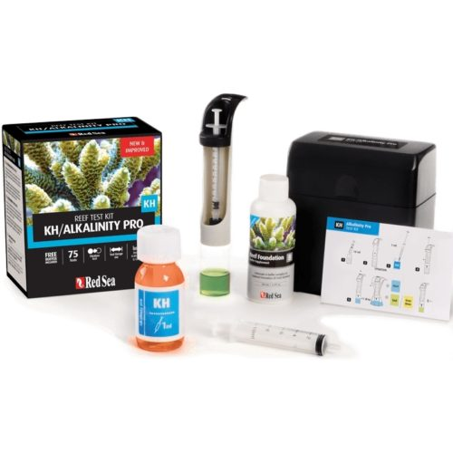 Red Sea Alkalinity Pro-High Accuracy Test Kit 1