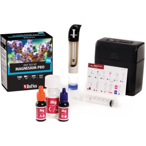Red Sea Magnesium Pro-High Accuracy Test Kit 1