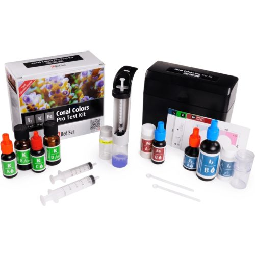 Red Sea Reef Colors Pro Multi Test Kit 1
