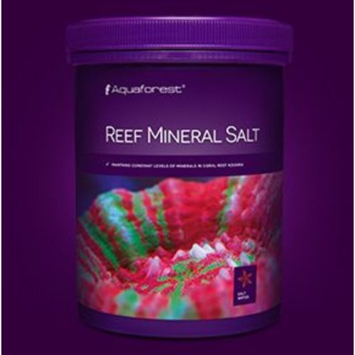 Aquaforest Reef Mineral Salt 1