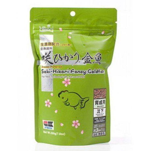 Saki-Hikari Fancy Goldfish Balance 200 gm 1