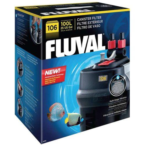 Fluval 106 Canister Filter 1