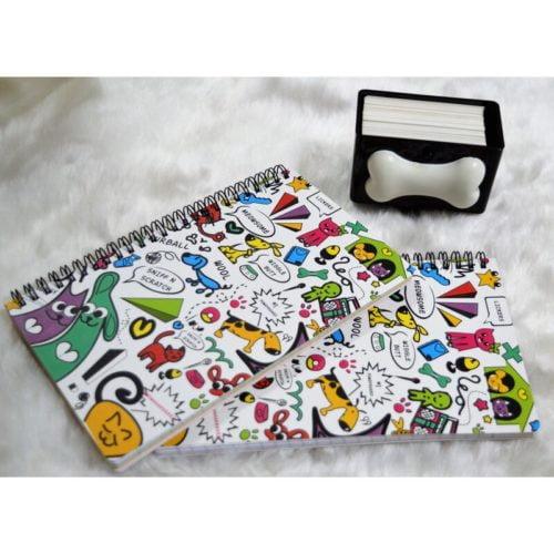 Spiral Notepad 3