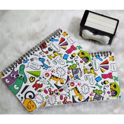 Spiral Notepad 4