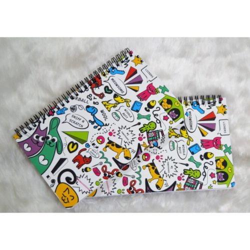 Spiral Notepad 5