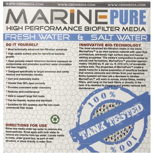 CerMedia MarinePure 1.5-Inch Sphere Bio-Filter Media 1