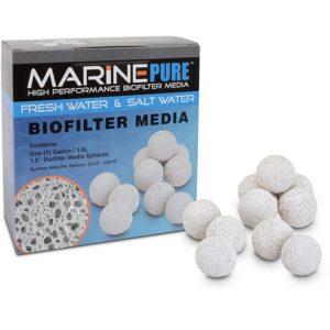 CerMedia MarinePure 1.5-Inch Sphere Bio-Filter Media 1-Gallon Indiefur.com.jpg