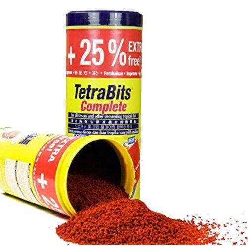 Tetra Bits Complete fish food 375 gm Indiefur.com