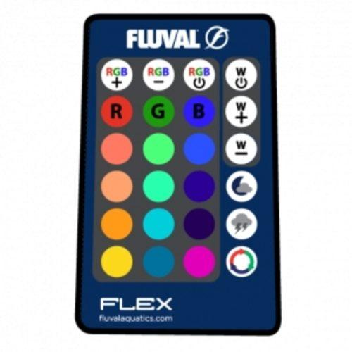 Fluval Flex Black 57 L (15 Gal) 1