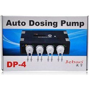 Jebao DP-4 Auto Dosing Pump Indiefur.com