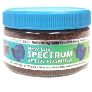 New Life Spectrum Betta Formula Indiefur.com