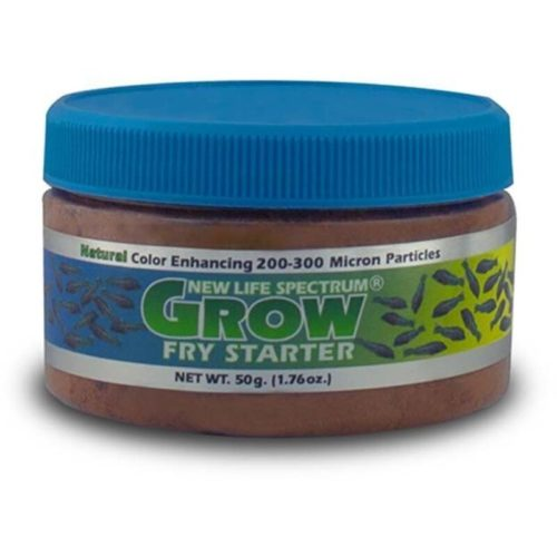New Life Spectrum Grow Fry Starter Formula