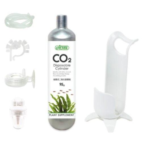 ISTA 95g CO2 Disposable Supply Set - Basic Indiefur.com