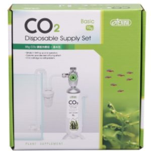 ISTA 95g CO2 Disposable Supply Set - Basic Indiefur.com
