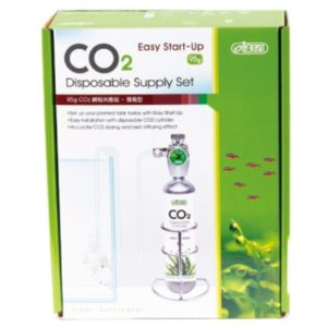ISTA 95g CO2 Disposable Supply Set - Easy Start Up Indiefur.com
