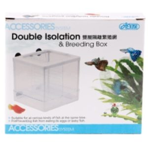 ISTA Double Isolation And Breeding Box Indiefur.com