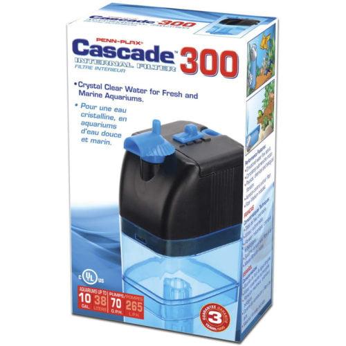 Penn-Plax Cascade 300 Internal Filter Indiefur.com