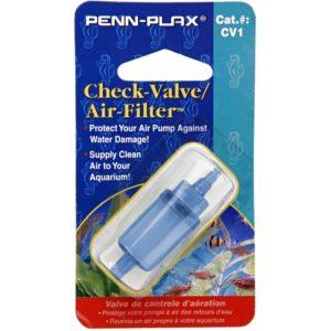Penn-Plax Check-ValveAir-Filter Indiefur.com