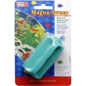 Penn-Plax Magna-Sweep Deluxe Aquarium Cleaner Indiefur.com